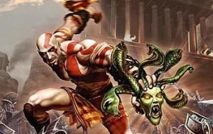 Kratos lässt mal wieder Köpfe rollen