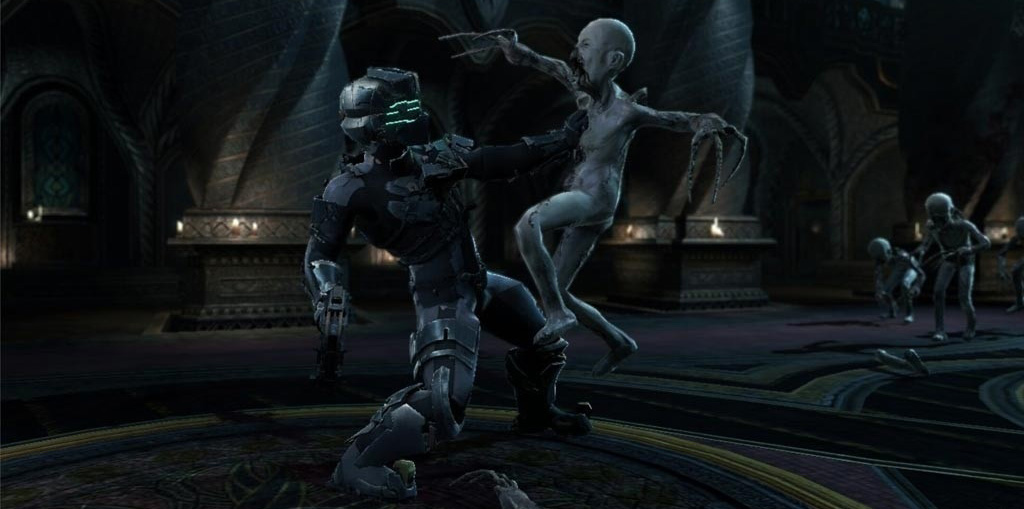 Dead Space 2: Get Dismembered